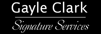 Gayle Clark Signature Services